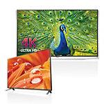 LG 79' 4K Ultra HD 3D webOS Smart TV with FREE 47' LED WebOS Smart HDTV 5999.99