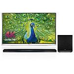 LG 79' 4K Ultra HD 3D webOS Smart TV with Soundbar and Wireless Subwoofer 6999.99