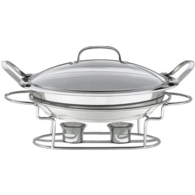 Cuisinart Stainless Steel Round Buffet Server