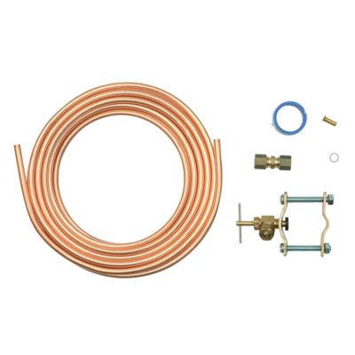 Whirlpool Copper Refrigerator Water Supply Kit