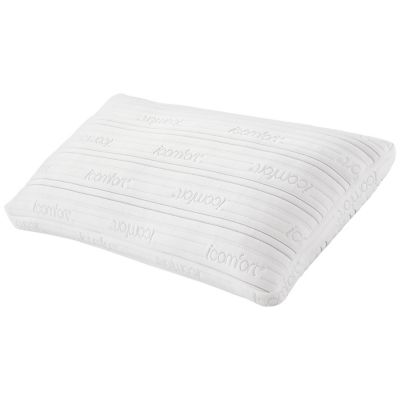 Serta King iComfort® 2 in 1 Gel Memory Foam Scrunch Pillow