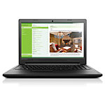 Lenovo 15.6' Laptop with Intel® Core i3-5020U Processor, 4GB Memory, 1TB Hard Drive, Black