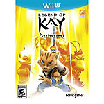 Nintendo Legend Of Kay Anniversary for Wii U
