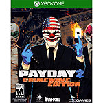 Microsoft Payday 2 Crimewave for Xbox One