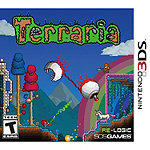 Nintendo Terraria for 3DS