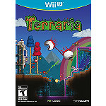 Nintendo Terraria for Wii U