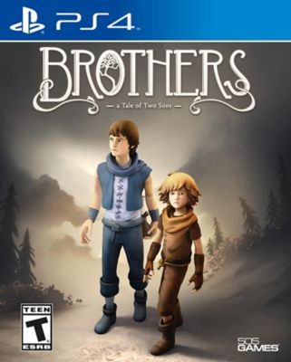 Sony Brothers for PS4