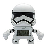 Clic Time Star Wars Bulb Villian Clock