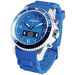 MyKronoz Blue ZeClock Analog Smartwatch