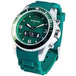 MyKronoz Green ZeClock Analog Smartwatch