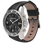 MyKronoz Silver ZeClock Premium Smartwatch