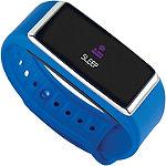 MyKronoz Blue/Silver Zefit2 Pulse Activity Tracker