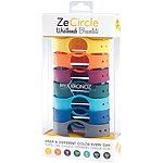 MyKronoz 7-Pack ZeCircle Colorama Bracelets