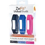 MyKronoz 3-Pack Zefit2 Classic Bracelets