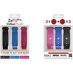 MyKronoz 3-Pack Zefit2 Pulse Classic Bracelets