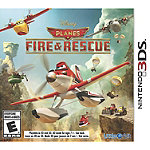 Nintendo Planes Fire and Rescue for 3DS