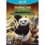 Nintendo Kung Fu Panda Showdown for Wii U
