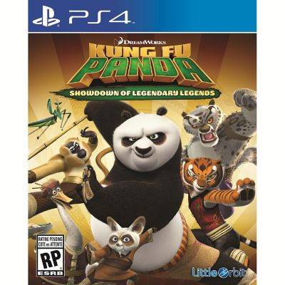 Sony Kung Fu Panda Showdown for PS4
