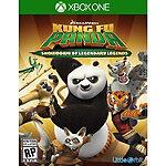 Microsoft Kung Fu Panda Showdown for Xbox One