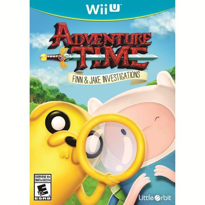 Nintendo Adventure Time Finn for Wii U