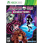 Microsoft Monster High New Ghoul for Xbox 360