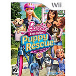 Nintendo Barbie Puppy Rescue for Wii