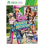 Microsoft Barbie Puppy Rescue for Xbox 360