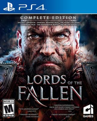 Sony Lords Of The Fallen Complete Edition for PS4