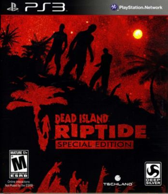 Sony Dead Island Riptide for PS3