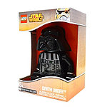 Clic Time Star Wars LEGO Darth Vader Clock