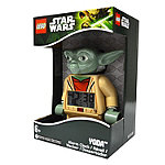 Clic Time Star Wars LEGO Yoda Clock