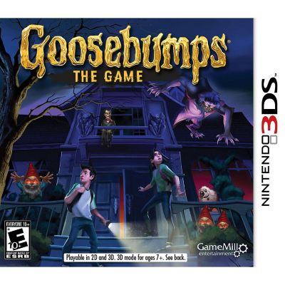 Nintendo Goosebumps The Game for 3DS