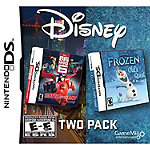 Nintendo 2-Pack Frozen & Big Hero 6 for Nintendo DS