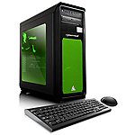 CybertronPC Celestrium GTX-1060H Gaming PC with AMD FX-8350 4GHz Processor, GeForce GTX 1060 6GB GC, 16GB DDR3 Memory, 2TB HDD