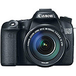 Canon EOS 70D Digital SLR Camera with EF-S 18-135mm IS STM Lens