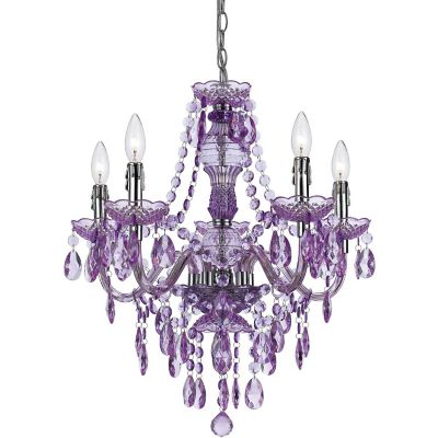Elements Grape Fulton Chandelier