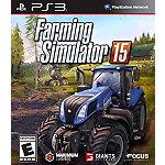 Sony Farming Simulator 15 for PS3