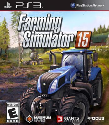Sony Farming Simulator 15 for PS3