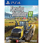 Sony Farming Simulator 17 for PS4