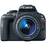 Canon EOS Rebel SL1 Digital SLR Camera with EF-S 18-55mm IS STM Lens