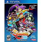 Sony Shantae: Half-Genie Risky Beats Edition for PSV