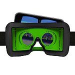 SmartTheater Green Virtual Reality Headset