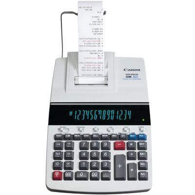 Canon 14-Digit Desktop Printing Calculator