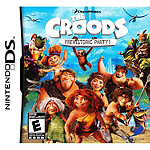 Nintendo The Croods: Prehistoric Party! for Nintendo DS