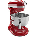 KitchenAid® 6-Quart Empire Red Bowl-Lift Stand Mixer with Pouring Shield 449.99