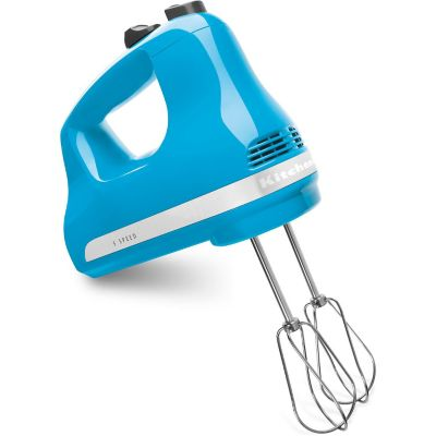 KitchenAid® Crystal Blue 5-Speed Hand Mixer