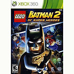 Microsoft LEGO Batman 2: DC Super Heroes for Xbox 360