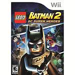Nintendo LEGO Batman 2: DC Super Heroes for Wii