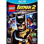 Nintendo LEGO Batman 2: DC Super Heroes for Wii U
