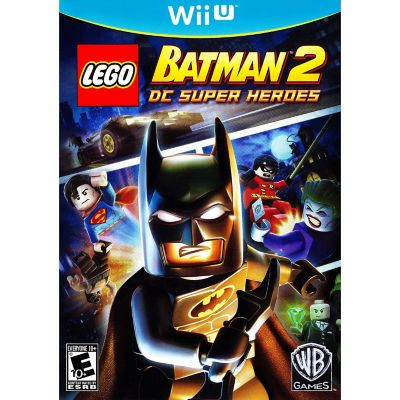 Nintendo LEGO Batman 2: DC Super Heroes for Wii U